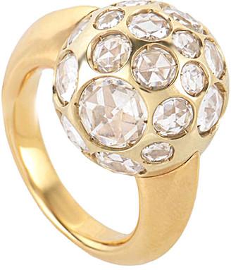 Pomellato 18K Crystal Ring