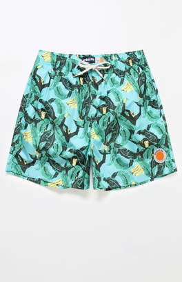 "Trunks Ambsn Nanner Jungle 15"" Swim"