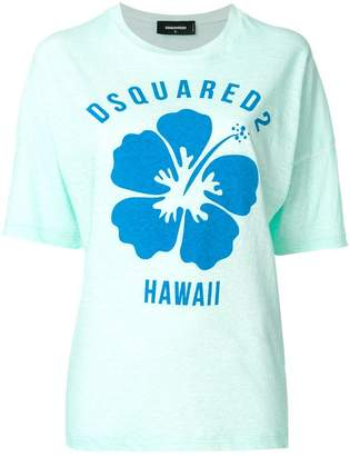 DSQUARED2 Hawaii T-shirt