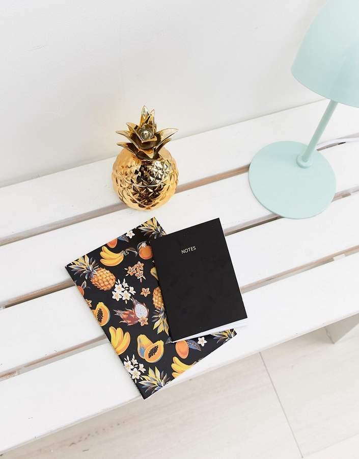 KADO Kado Jungle Fruit Set of 2 Notebooks