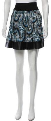 Yigal Azrouel Cut25 by Pleated Circle Skirt