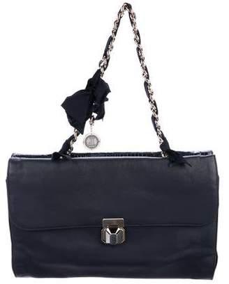 Lanvin Double Flap Happy Bag