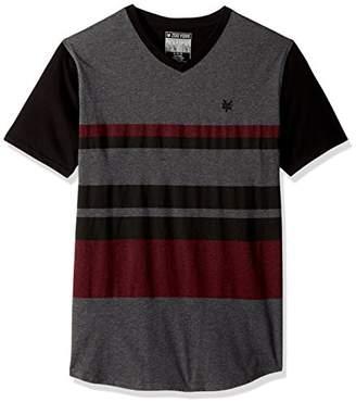 Zoo York Men's Short Sleeve V-Neck Shirt