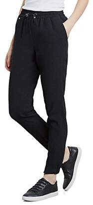 Kenneth Cole Women's Ankle Zip Jogger