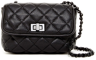 Steve Madden Clare Perforated Crossbody $38 thestylecure.com