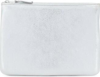 Comme des Garcons classic top zip wallet