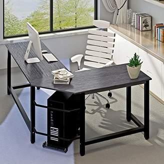 Modern Computer Desk L Shaped Corner Desk Home Office Desks