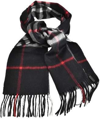 Burberry Black Cashmere Scarves