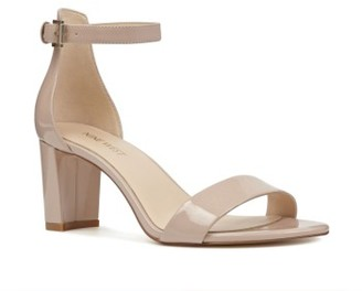 Women's Nine West Pruce Ankle Strap Sandal $79.95 thestylecure.com