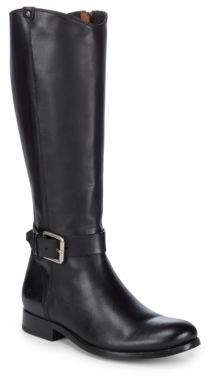 Frye Melissa Strap Tall Boots