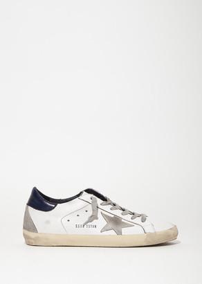 Golden Goose Superstar Sneakers $445 thestylecure.com
