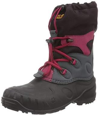 Jack Wolfskin Unisex Kids' Iceland Passage High K Ankle Boots,2.5 UK