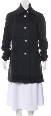 Chanel Sport Wool Coat