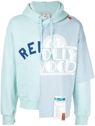 Puma Maison Yasuhiro combined hoodie