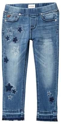Hudson Stardust Skinny Jeans (Toddler & Little Girls)