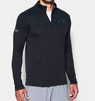 Under Armour Men's NFL Combine Authentic UA Tech Twist Zip Long Sleeve Shirt