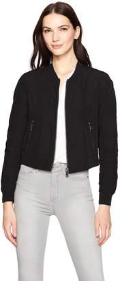 Kenneth Cole New York Women's Bomber Jacket