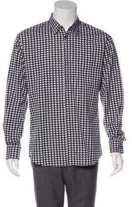 DSQUARED2 2016 Abstract Print Shirt