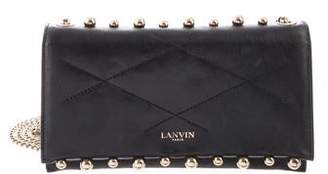 Lanvin Studded Leather Crossbody