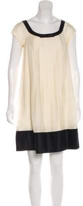 Diane von Furstenberg Florence Short Sleeve Mini Dress