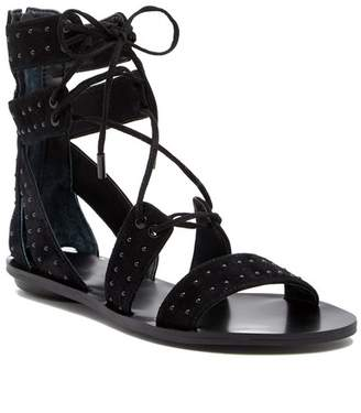KENDALL + KYLIE Kendall & Kylie Fabia 2 Studded Suede Gladiator Sandal