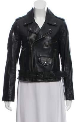 Jocelyn Moto Leather w/ Tags