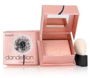 Benefit Cosmetics Dandelion Twinkle Highlighter Powder