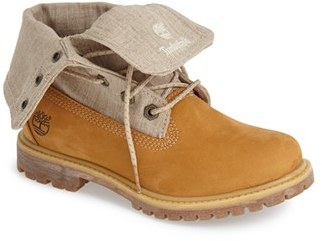 Women's Timberland Earthkeepers 'Authentic' Fold-Down Boot $129.95 thestylecure.com