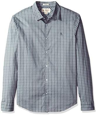 Original Penguin Men's Tartan Check Dress Shirt