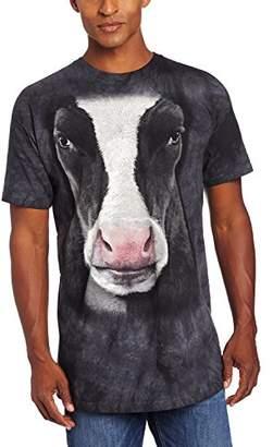 The Mountain Men's Cow Face T-Shirt