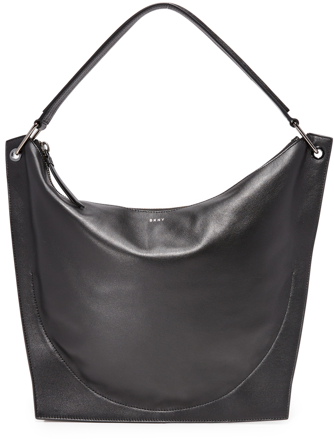 DKNY DKNY Molded Hobo Bag