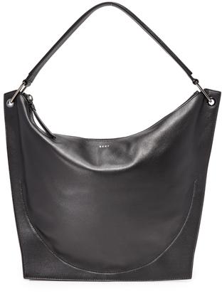 DKNY Molded Hobo Bag $448 thestylecure.com