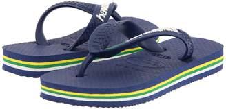 Havaianas Brazil Logo Flip Flops Kid's Shoes