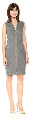 T Tahari Women's Madeline Dress with Zipper