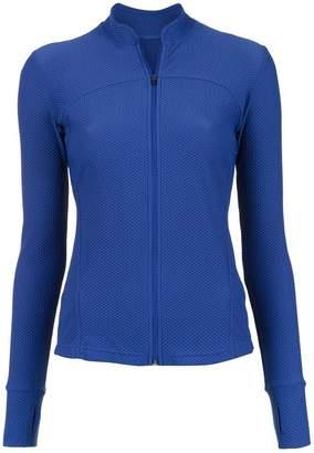 Track & Field mesh jacket