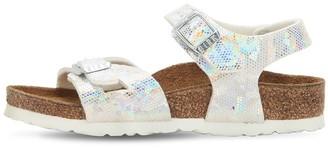 Birkenstock Iridescent Faux Leather Sandals
