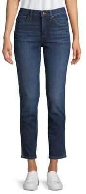 Madewell Classic Slim Straight Jeans