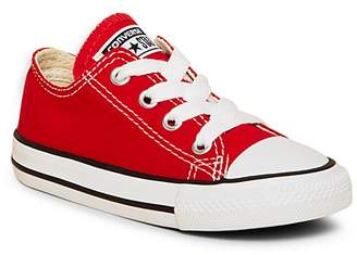 Converse Unisex Chuck Taylor All Star Lace Up Sneakers - Baby, Walker, Toddler