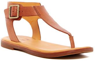 Kork-Ease Catriona Flat Sandal $125 thestylecure.com