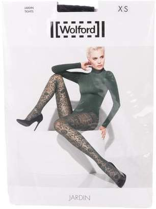 Wolford Jardin Lace Tights w/ Tags