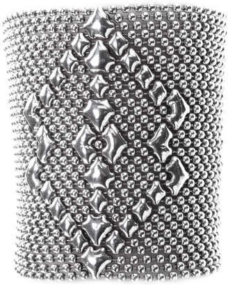 "Liquid Metal Sg B50 Silver Mesh Bracelet in 7 1/4"", 7 3/4"", 8 1/4"""