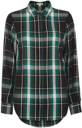 Whistles Emelia Check Shirt