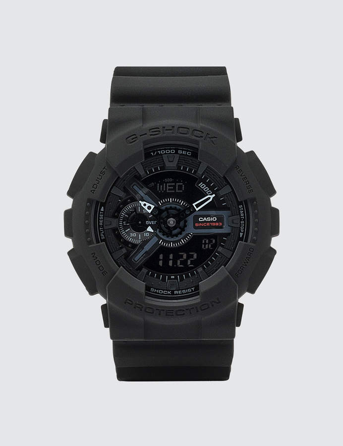 "G-Shock GA135 ""35th Aniv. Big Bang Black"""
