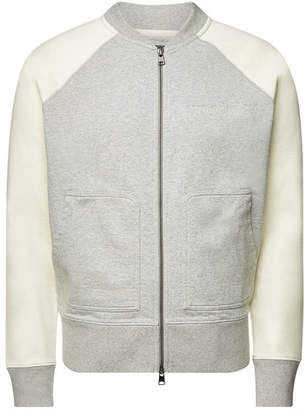 Woolrich Cotton Bomber Jacket