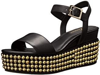 Delman Women's D-Angie-B Wedge Sandal