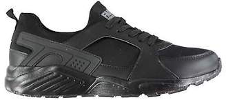 Fabric Mens Himroo Trainers Sneakers Shoes Lace Up Comfortable Fit