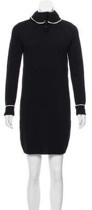 Vanessa Seward Long Sleeve Sweater Dress