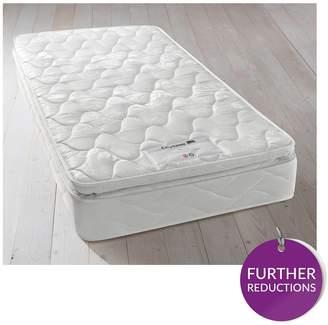 Silentnight Layezee Made By Fenner Spring Pillowtop Mattress