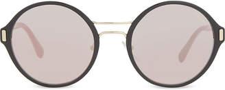 Prada Pr57ts round-frame sunglasses