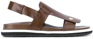 Marni Fussbett two-band sandals